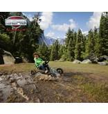 BERG Jeep® Junior Pedal skelter