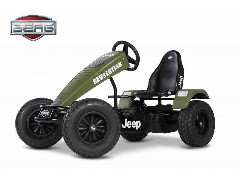 BERG Duostoel Jeep®