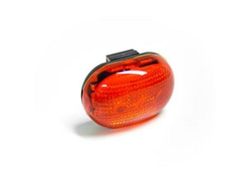 BERG LED rood