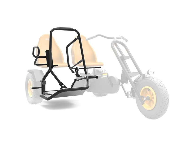 BERG Duo Chopper Sidecar
