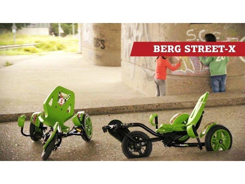 BERG Street-X skelter