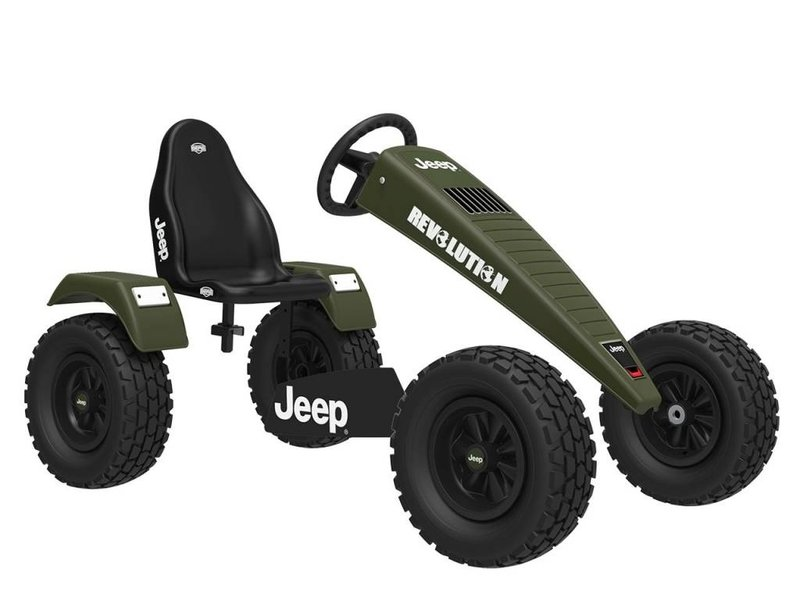 BERG Jeep® Revolution Theme (excl. XL Frame)