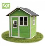 Exit  Houten EXIT speelhuis Loft 100 Green