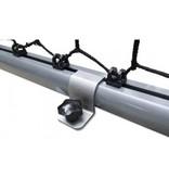 EXIT Scala Aluminium Voetbaldoel 300x200 + Gratis Bal