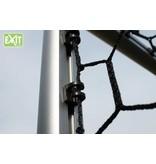 Exit  Scala Aluminium Voetbaldoel 220x120 + Gratis EXIT Bal