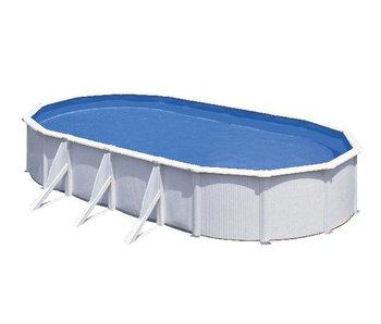 Gre zwembad Fidji set ovaal 730