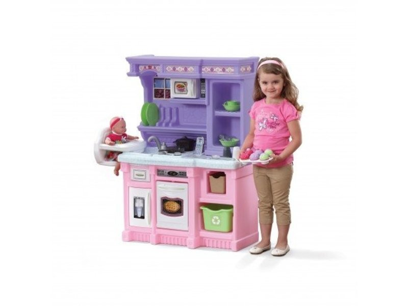 Step2 Little Baker's Speelkeuken