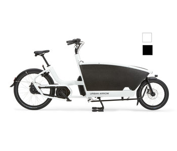 Urban Arrow Family elektrische Bakfiets Active Plus Disk