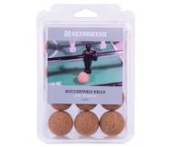 Heemskerk Tafelvoetbalballetjes Kurk per 12