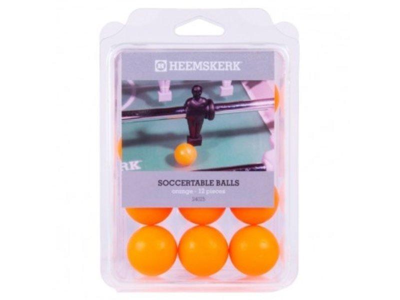 Heemskerk Tafelvoetballetjes glad per 12