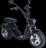 Spyder Wheelz  E-Chopper elektrische scooter 25 km/u
