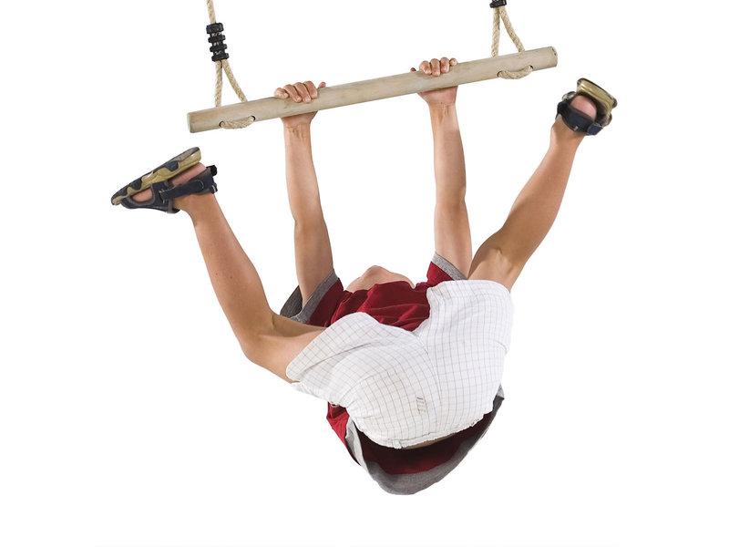 Houten trapeze 'recht'