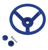 Stuurwiel - blauw