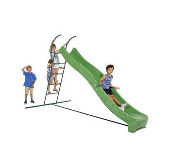 Vrijstaande ladder voor 'Tsuri' glijbaam voor hoogte 150 cm