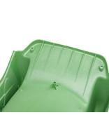 Glijbaan met golf REX voor platformhoogte 120 cm - Paars