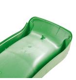 Losse glijbaan Tweeb voor platformhoogte 90 cm - Groen