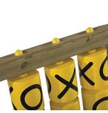 OXO-spinners (set van 9 stuks) + montagekit