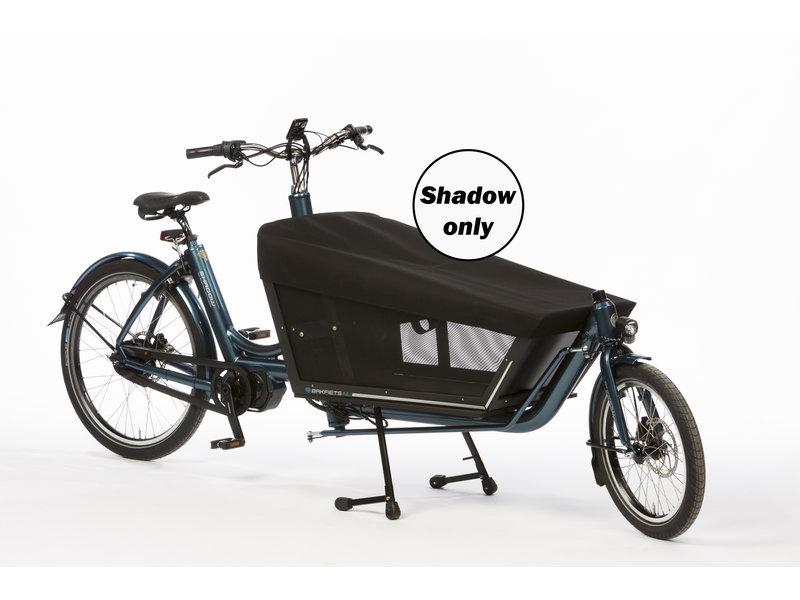 Bakfiets.nl Dekzeil Shadow matzwart