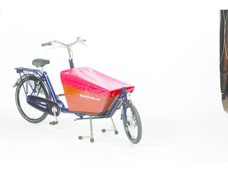 Bakfiets.nl CargoBike Classic Short Steps elektrische bakfiets