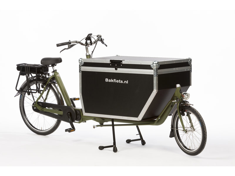 Bakfiets.nl FlightCase voor Cargobike Long