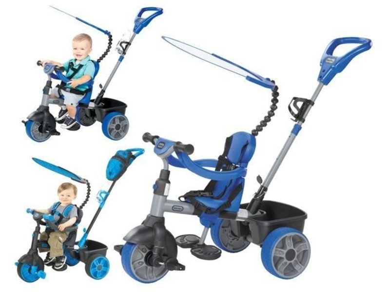 Little Tikes 4-IN-1 Trike Blauw