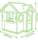 Smoby Speelhuis My House (nieuw huisje)