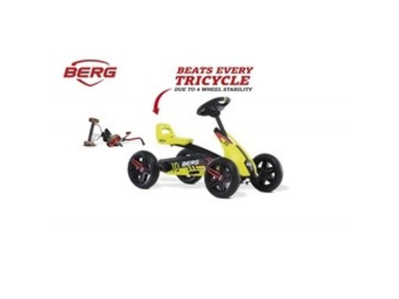 BERG Skelter Buzzy Aero