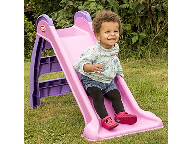 Little Tikes First slide roze glijbaan