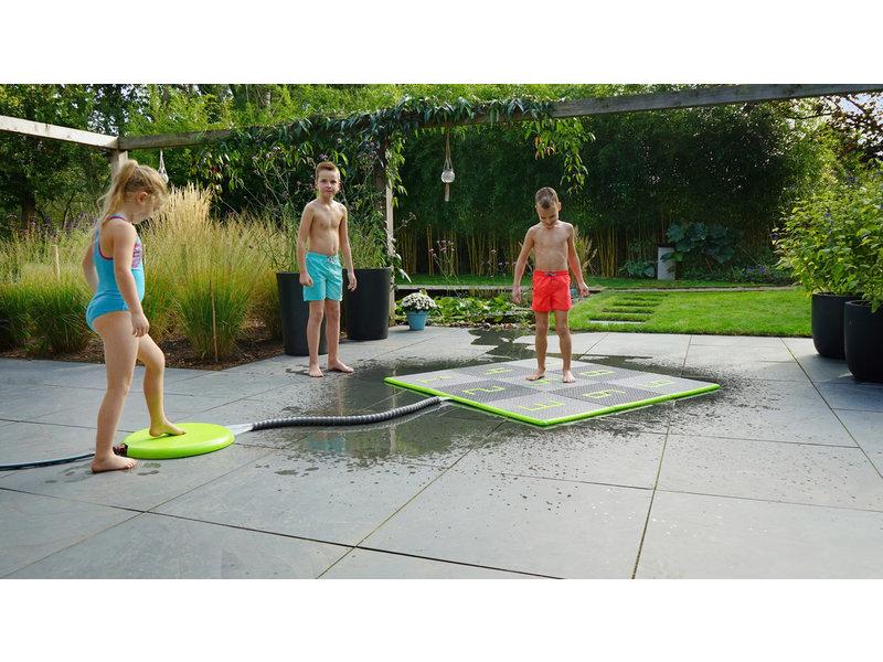 Exit  Sprinqle water speeltegels 150x150cm