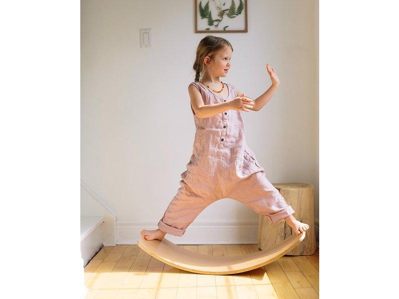 Kinderfeets Balance Board Wit