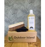 Outdoor Island Reinigingsset compleet