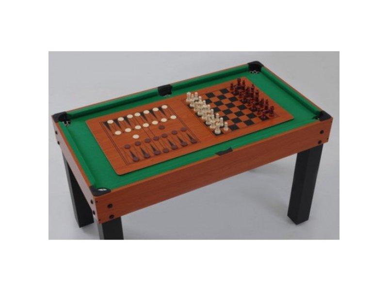 Garlando MULTI-12 speeltafel met telescopische stangen