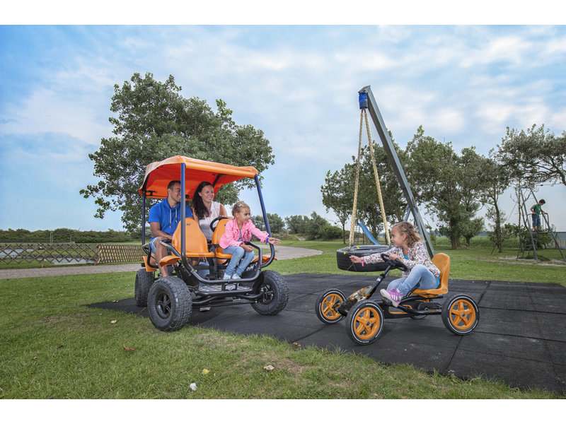 BERG Gran Tour Offroad familiefiets