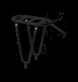 rear carrier graphite black