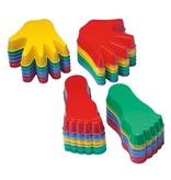Educo Zandvormen allerlei, Handen en voeten, 24 stuks 579040