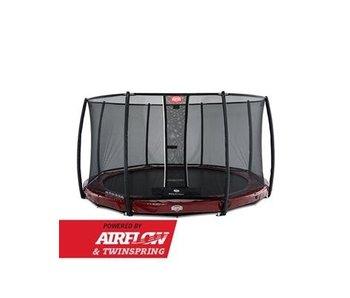 BERG Elite InGround 330 + Safety Net Deluxe Rood