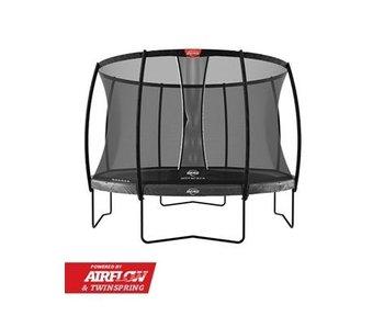 BERG Elite Regular 430  + Safetynet Deluxe XL Grijs