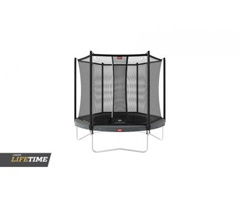 BERG Favorit Regular 270 cm + Safetynet Comfort  Grijs