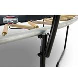 BERG Trampoline Grand Champion 470x310cm + Safety Net Deluxe Groen