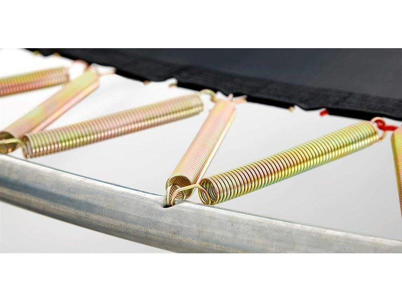 BERG Trampoline Champion InGround 380 + Safety Net Deluxe Grijs
