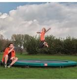 BERG Trampoline Favorit  InGround 380 cm Groen