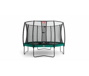 BERG Champion  Regular 330 + Safety Net Deluxe Groen
