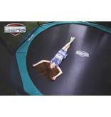 BERG Trampoline Champion InGround 270  + Safety Net Comfort Groen