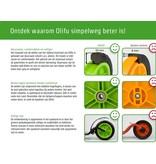 Olifu Driewieler Speedy Groot (6-12 jaar)