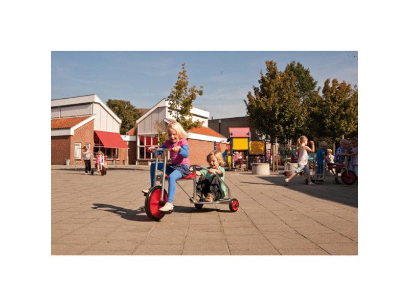 OkidO Toys Driewieler Strijdwagen 9046