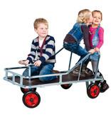 OkidO Toys Kar Met Stuur Groot 9054