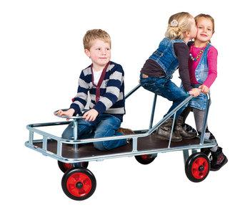 OkidO Toys Kar Met Stuur Groot
