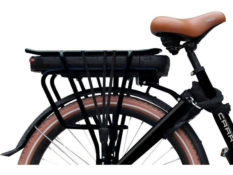 Vogue  E-bike bakfiets Carry tweewieler Middenmotor