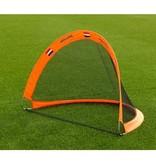 EXIT lexx Holland pop-up voetbaldoel 120x80cm - oranje