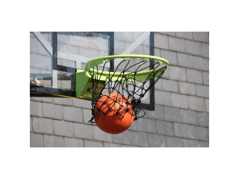 EXIT Galaxy Basketball Net (zwart, premium)